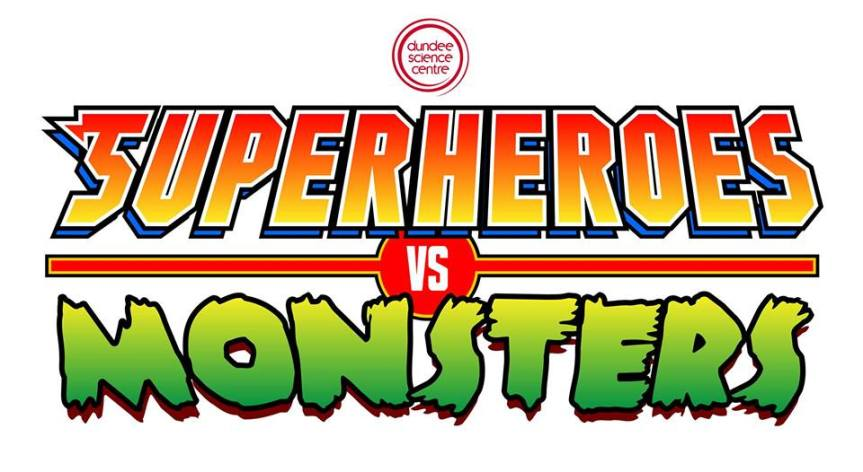 Superheroes vs Monsters