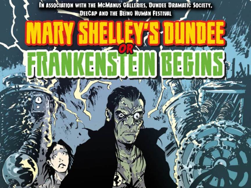 Frankenstein Begins this Saturday