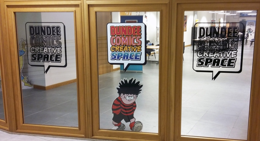 After-school Comics Clubs launching Tuesday 1stMarch