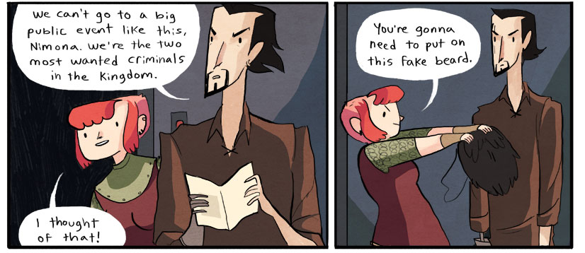 nimona-fake-beard