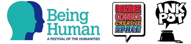 being human logos